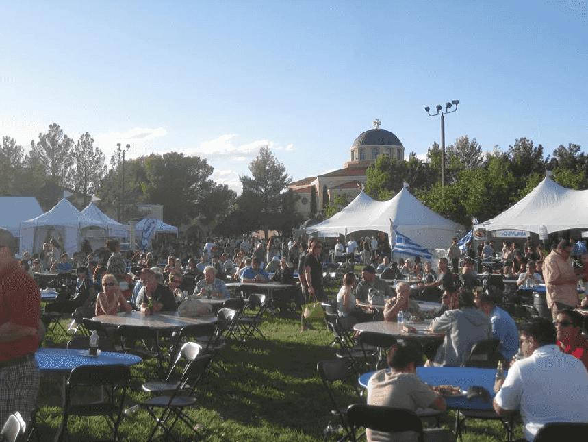 Greek Food Festival em Las Vegas