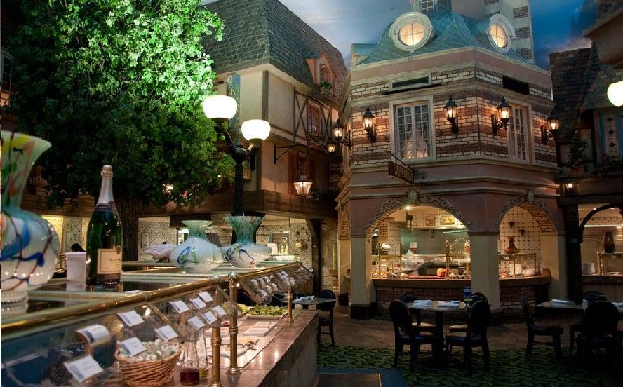 Le Village Buffet em Las Vegas
