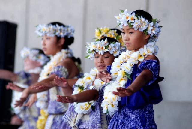 Pacific Islands Festival em Las Vegas
