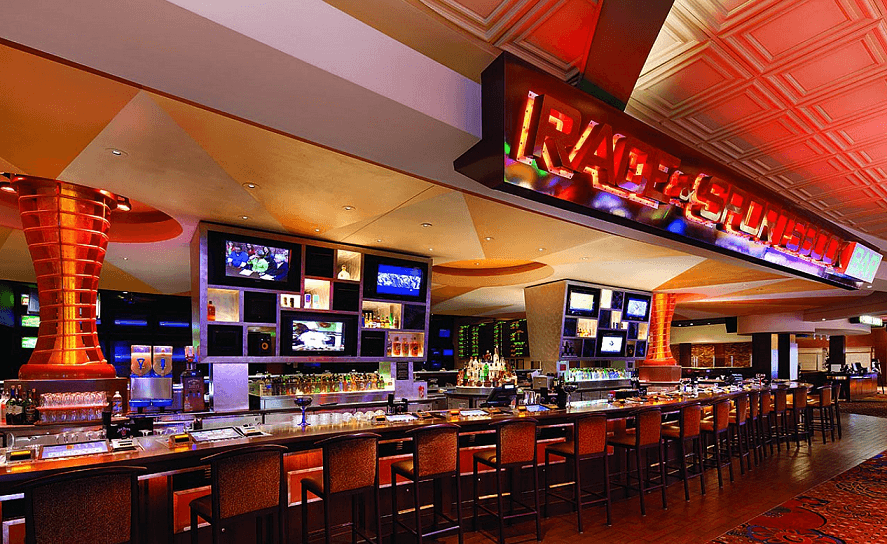 Cassino Rio All Suite Hotel em Las Vegas