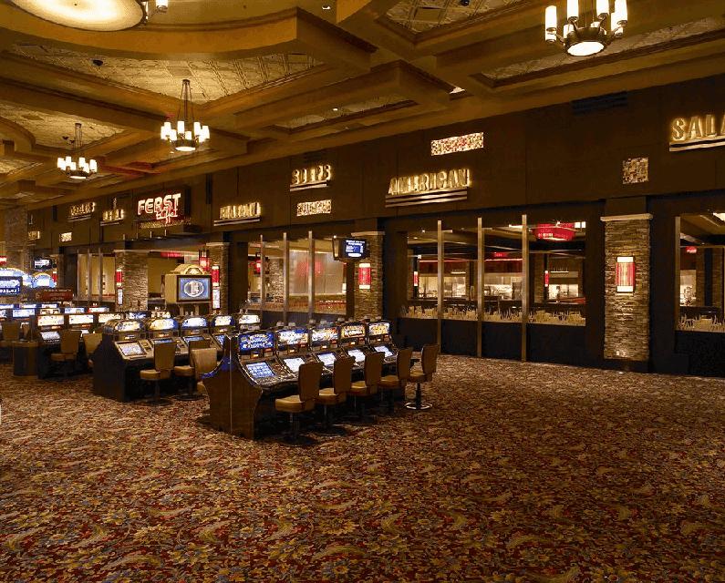 Cassino Santa Fe em Las Vegas