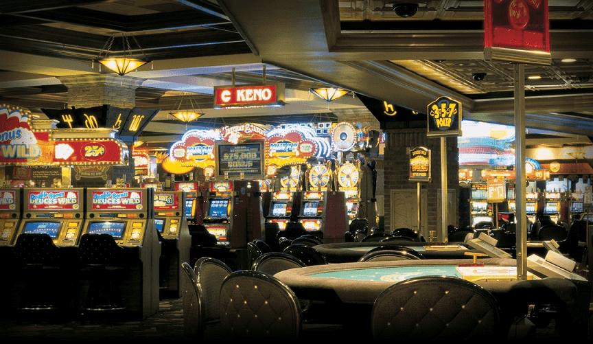 Cassino Texas Station em Las Vegas