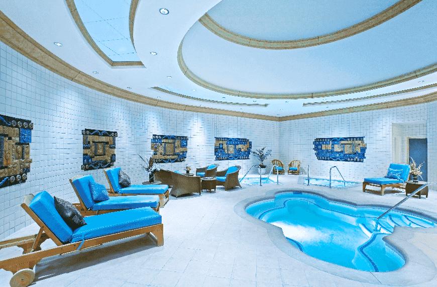 Aquae Sulis Spa em Las Vegas