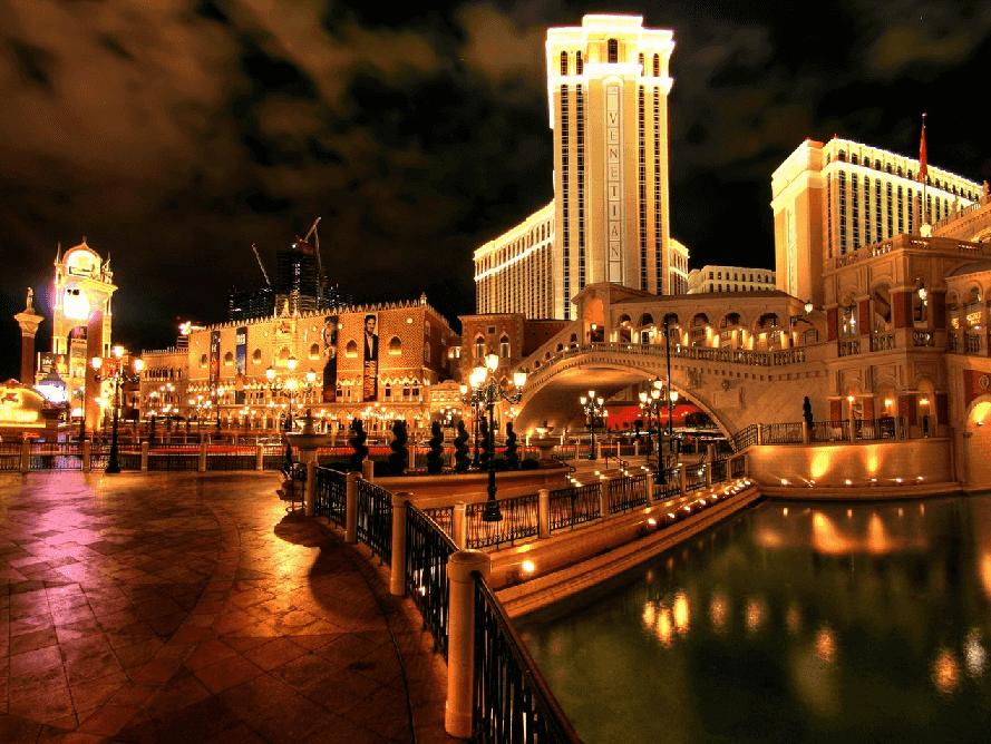 Hotéis Cassinos em Las Vegas