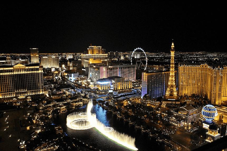 Strip em Las Vegas