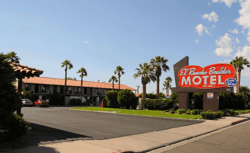 El Rancho Boulder Motel em Boulder City