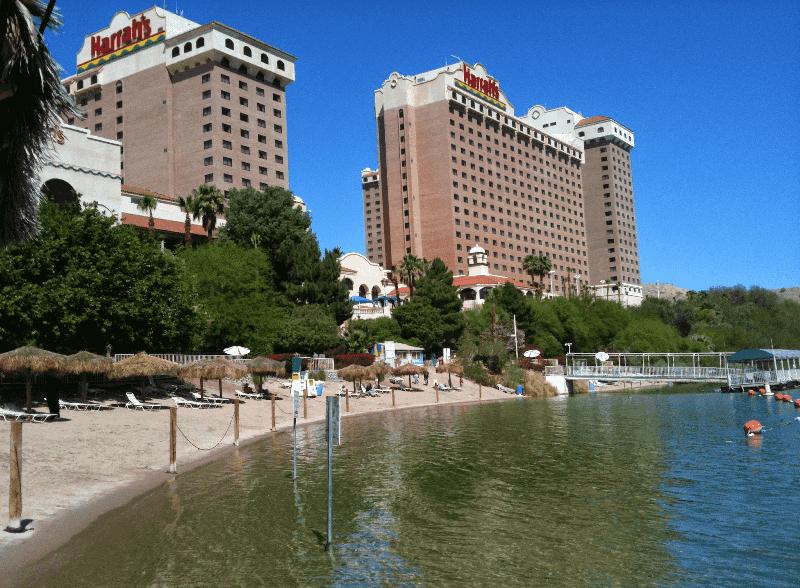 10 hotéis e cassinos na Hoover Dam em Las Vegas: Harrah's em Laughlin