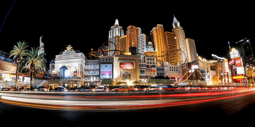 Internet em Las Vegas