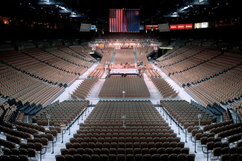 Mandalay Bay Events Center em Las Vegas