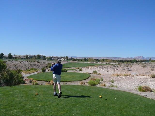 Badlands Golf Club em Las Vegas