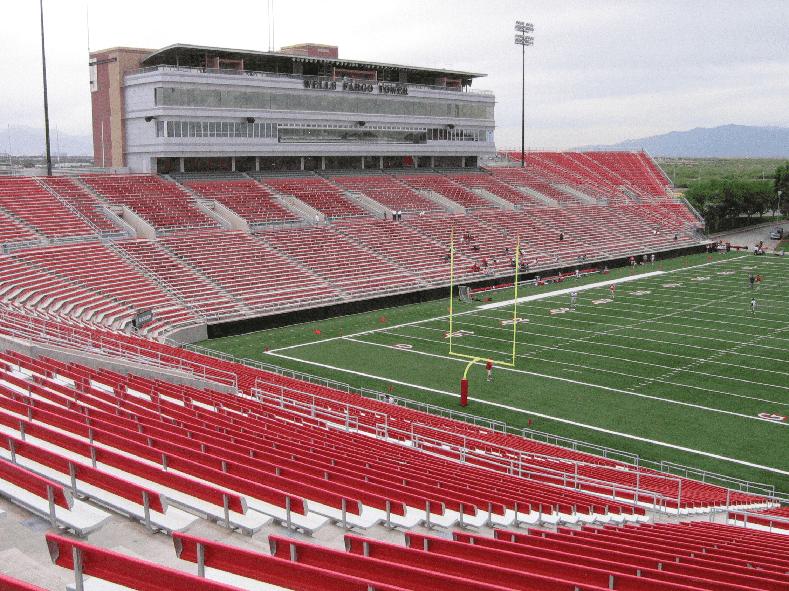 Sam Boyd Stadium em Las Vegas