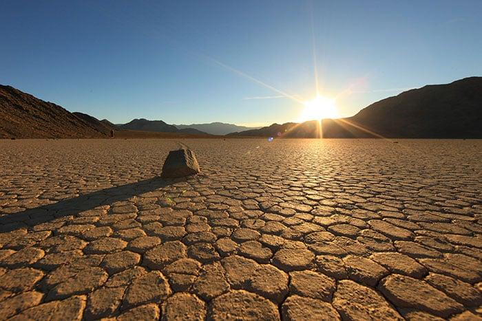 Aclimatação em Las Vegas