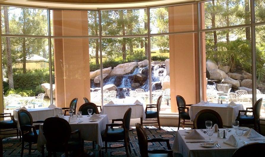 Restaurantes no Hotel JW Marriott em Las Vegas