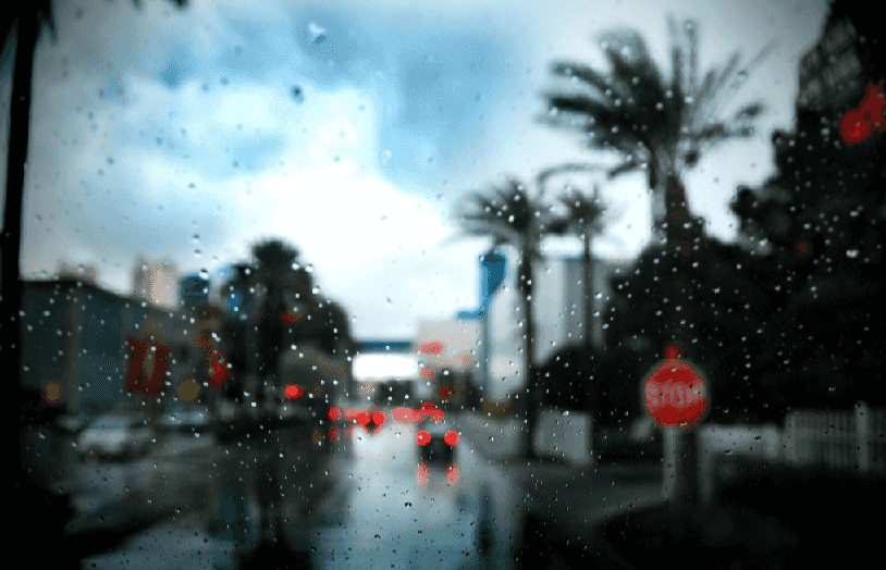 Tempestades em Las Vegas