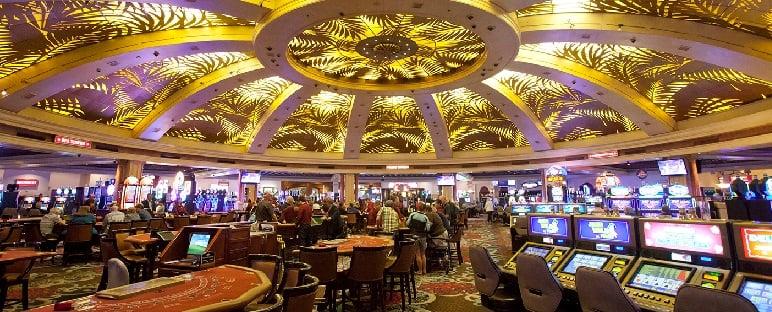 Cassino Rampart no Hotel JW Marriott em Las Vegas