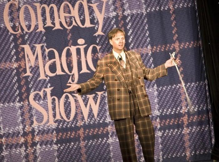 Show Mac King em Las Vegas