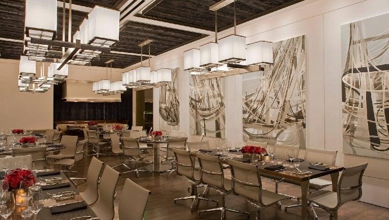 Restaurante CUT em Las Vegas