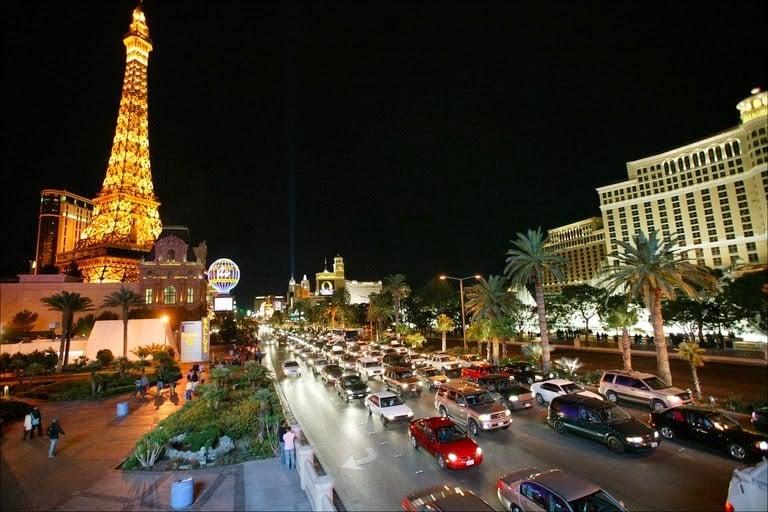 Incríveis comparadores de preços de aluguel de carro no aeroporto em Las Vegas