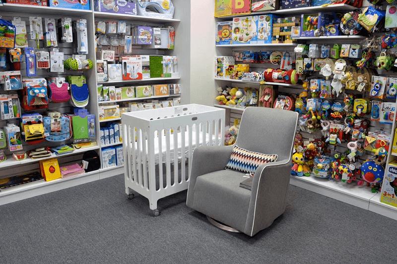 Melhores lojas para o enxoval do bebê em Las Vegas