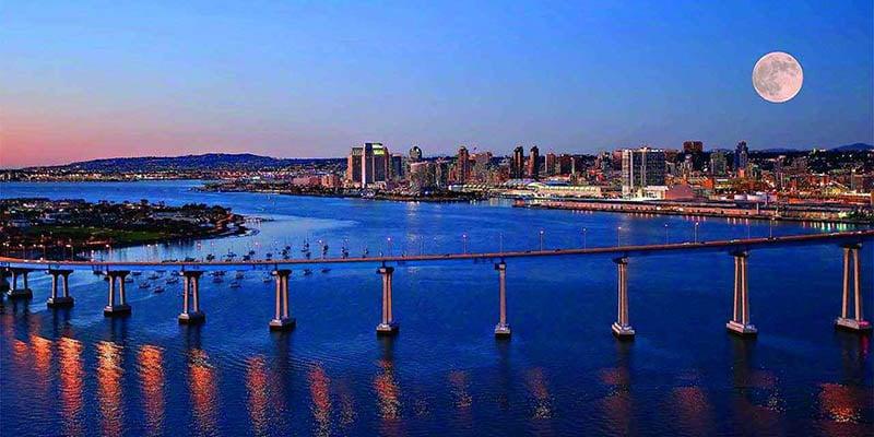 Visitar a deliciosa cidade de San Diego