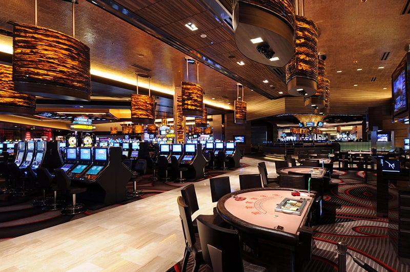 Dicas de Las Vegas: Ambiente Cassino M Resort