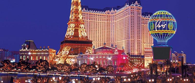 Dicas de Las Vegas: Paris Hotel