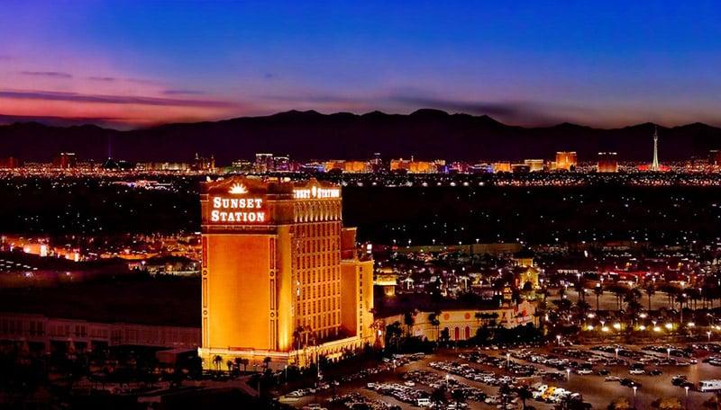 Dicas de Las Vegas: Hotel Cassino Sunset Station
