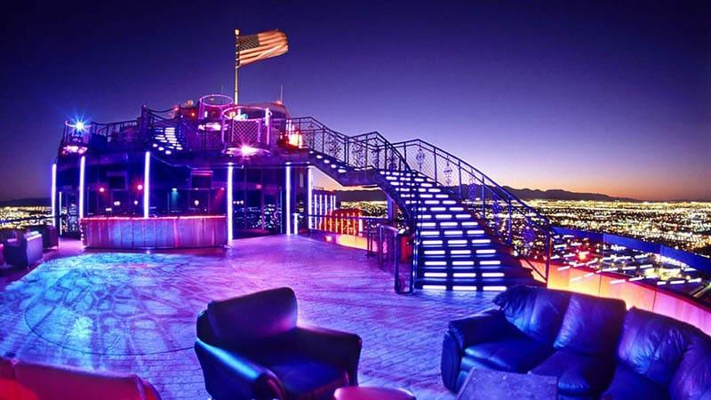 Dicas de Las Vegas: Bar Level 107