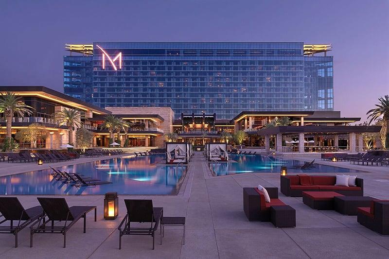 Dicas de Las Vegas: Hotel M Resort
