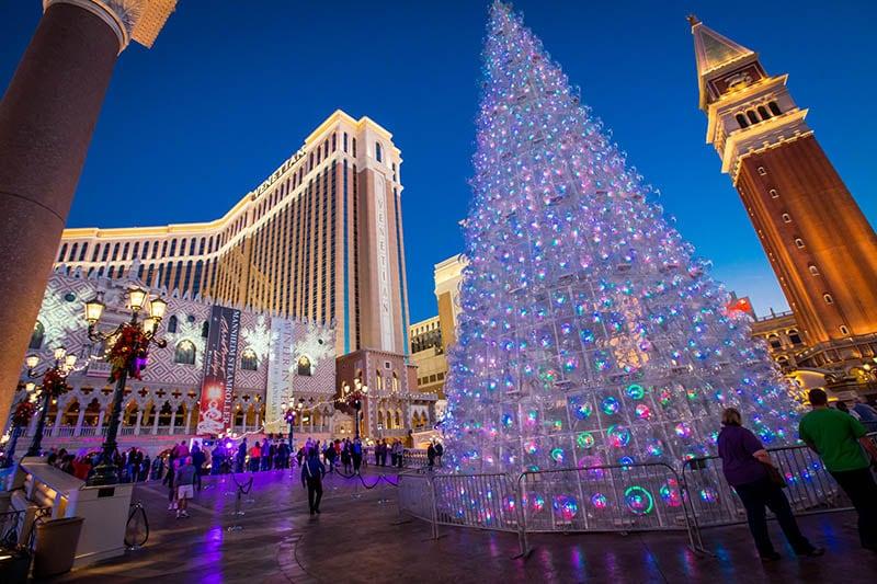 Dicas de Las Vegas: Tradições do Natal em Las Vegas