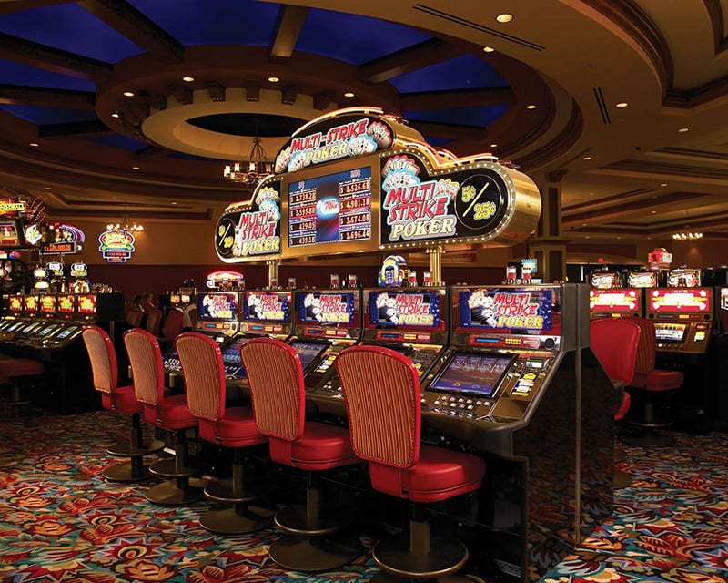 Dicas de Las Vegas: Jogos do Cassino Fiesta Rancho