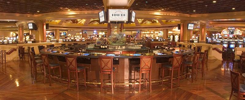 Dicas de Las Vegas: Ambiente do Cassino Rampart em Las Vegas