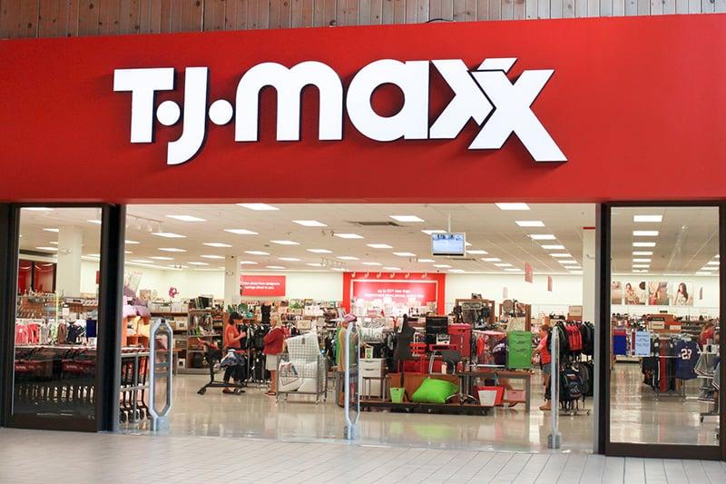 Dicas de Las Vegas: loja de departamento T.J.Maxx