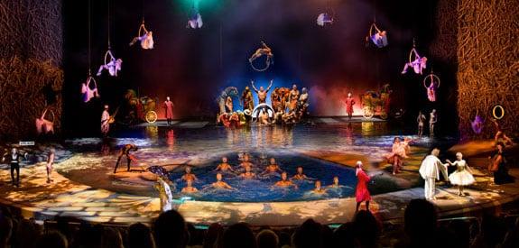 Shows e entretenimento em Las Vegas