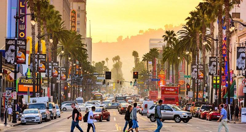 Passagens aéreas para Los Angeles por R$1400   Promoção Delta e Korean Air