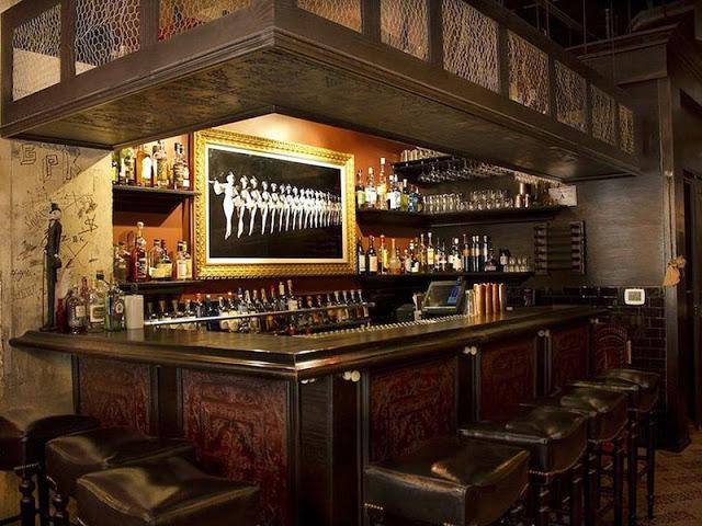 Principais bares de Downtown em Las Vegas: Bar The Laundry Room