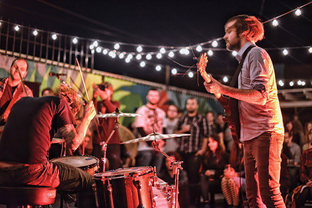 Principais bares de Downtown em Las Vegas: Bar Velveteen Rabbit