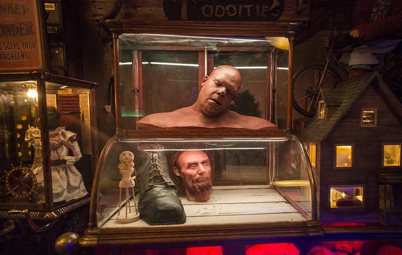 Museu Mal Assombrado Zak Bagans em Las Vegas