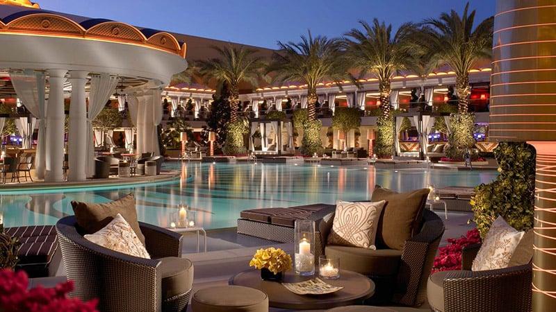 Qual é a melhor região para se hospedar em Las Vegas?