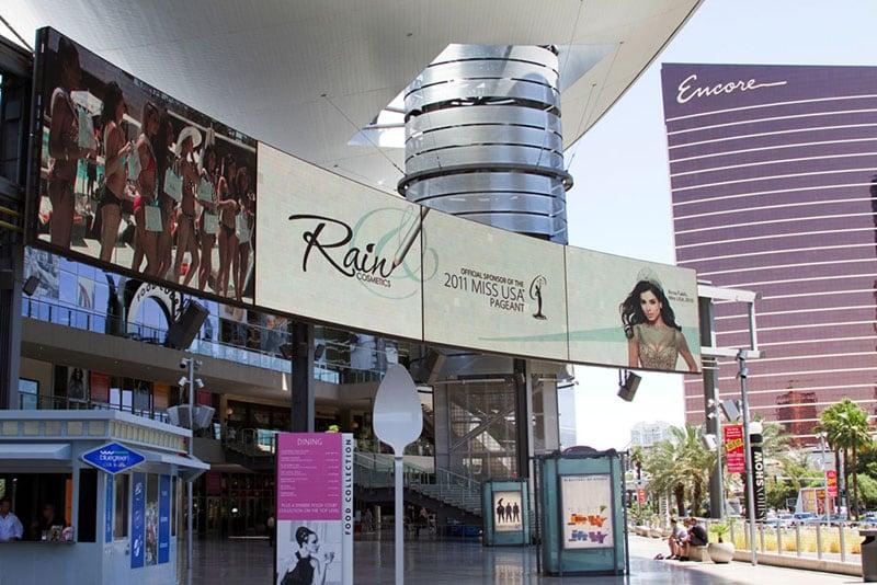 Qual é o melhor lugar para comprar maquiagens em Las Vegas: lojas