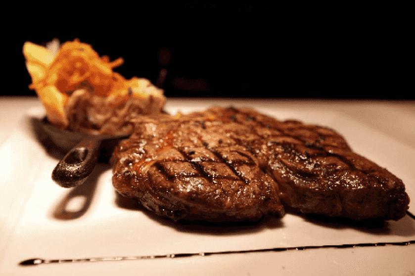 Restaurante Arizona Steakhouse no Grand Canyon