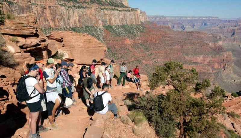 Junior Ranger Program no Grand Canyon