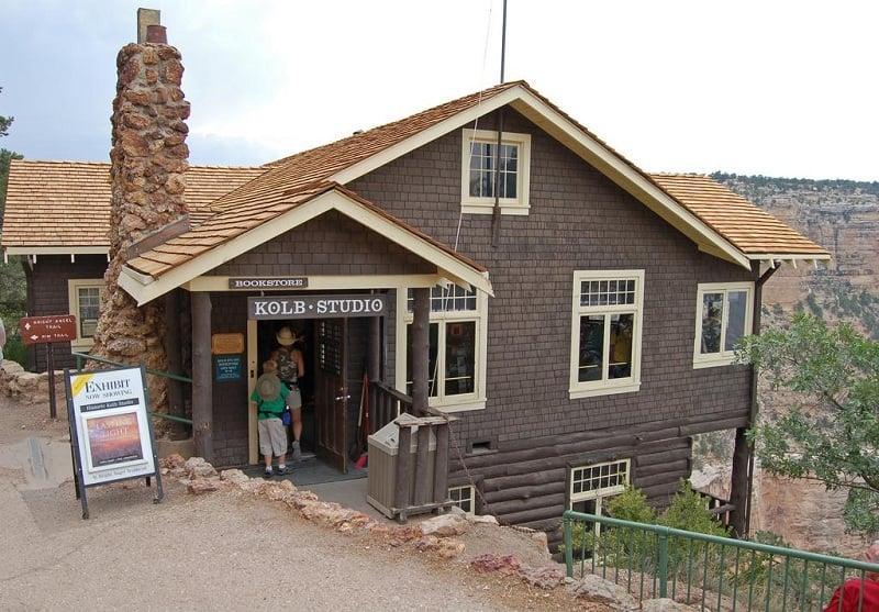 Museu Kolb Studio no Grand Canyon