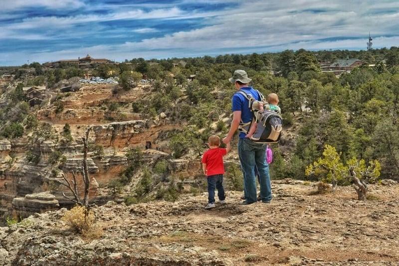 Veja o que fazer com crianças no Grand Canyon