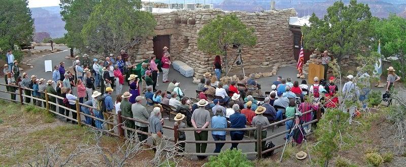 Yavapai Geology Museum no Grand Canyon