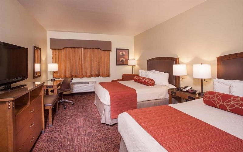 Hotel Best Western Plus Inn em Williams