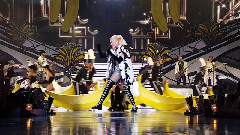 Gwen Stefani em Las Vegas