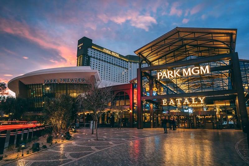Sobre o Park MGM em Las Vegas