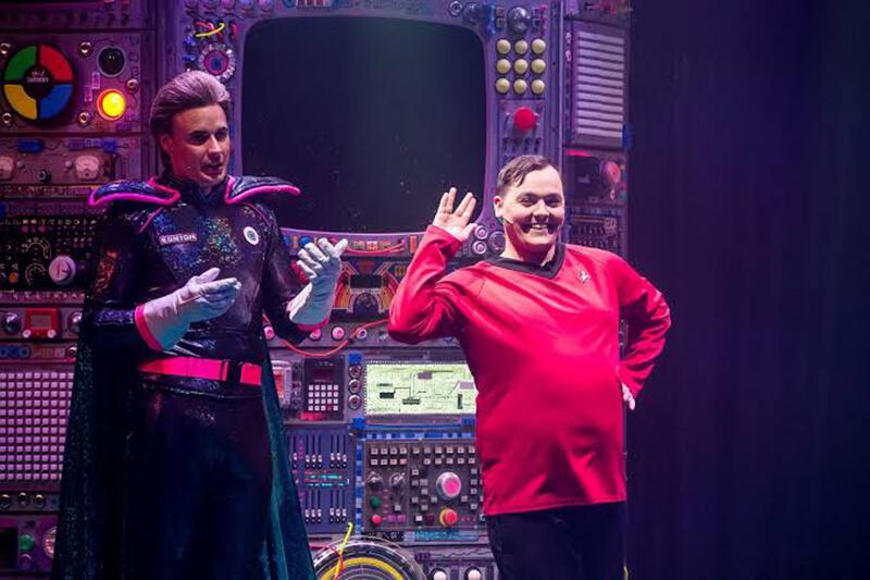 Enredo do show Opium em Las Vegas
