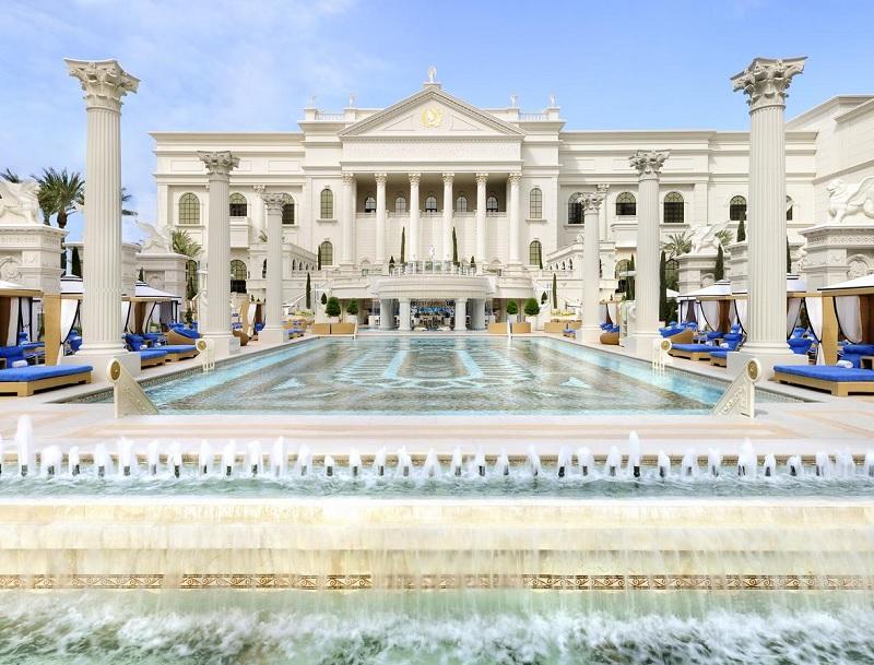 Hotéis de Luxo em Las Vegas